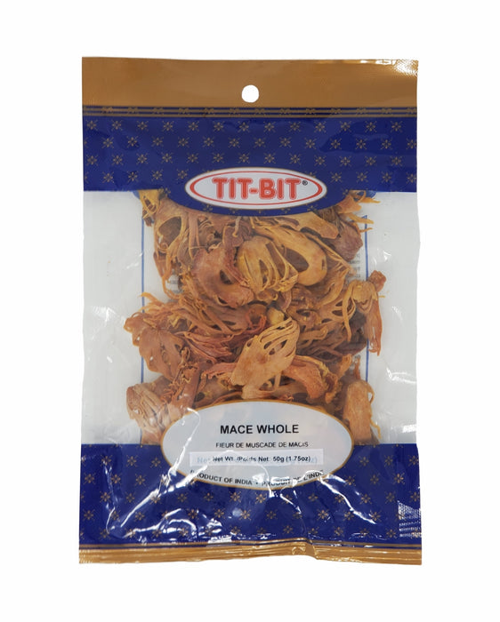 Tit-Bit Mace Whole 50gm (Javitri) - Spice Divine