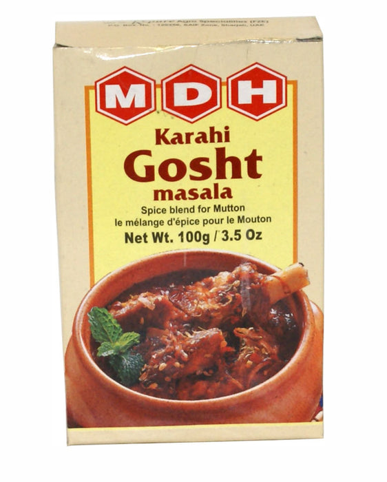 MDH Seasoning Mix Curry Masala For Karahi Gosht 100g - Spice Divine