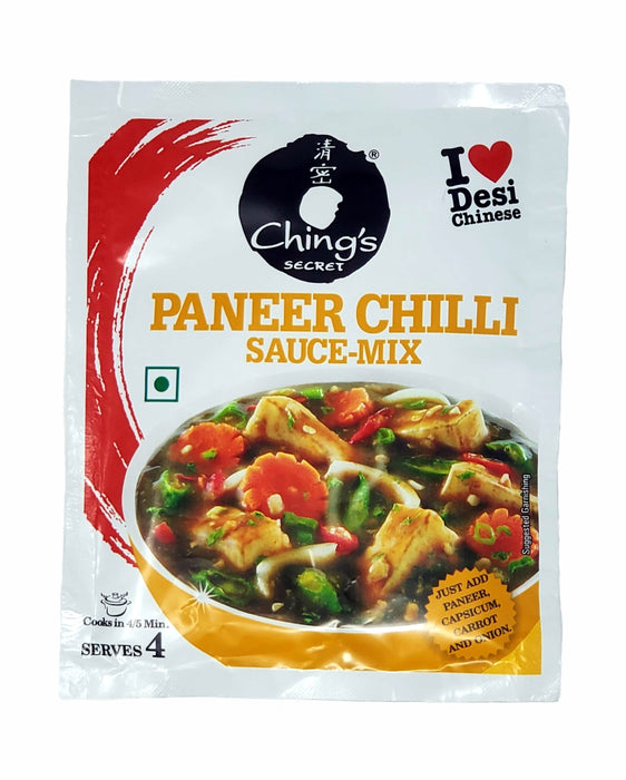 Ching's Secret Paneer Chilli Sauce-Mix 50gm - Spice Divine