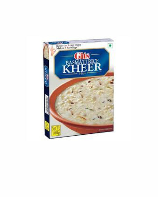 Gits Instant Mix Basmati Rice Kheer 100g - Spice Divine