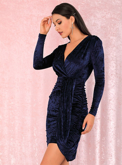Robe Cocktail Navy