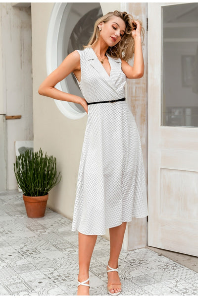 Robe Cocktail Chic Femme