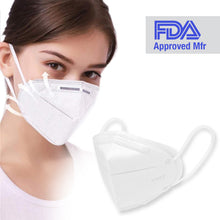 Load image into Gallery viewer, Official KN95 PPE Face Mask - 10pk w/Matching Donation