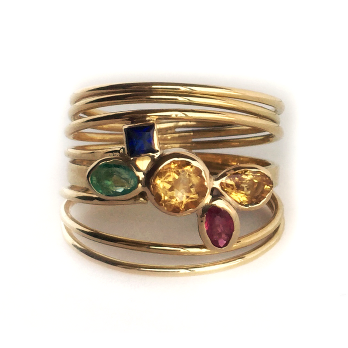 PRECIOUS GEMSTONES & METAL