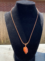 Load image into Gallery viewer, Carnelian Necklace
