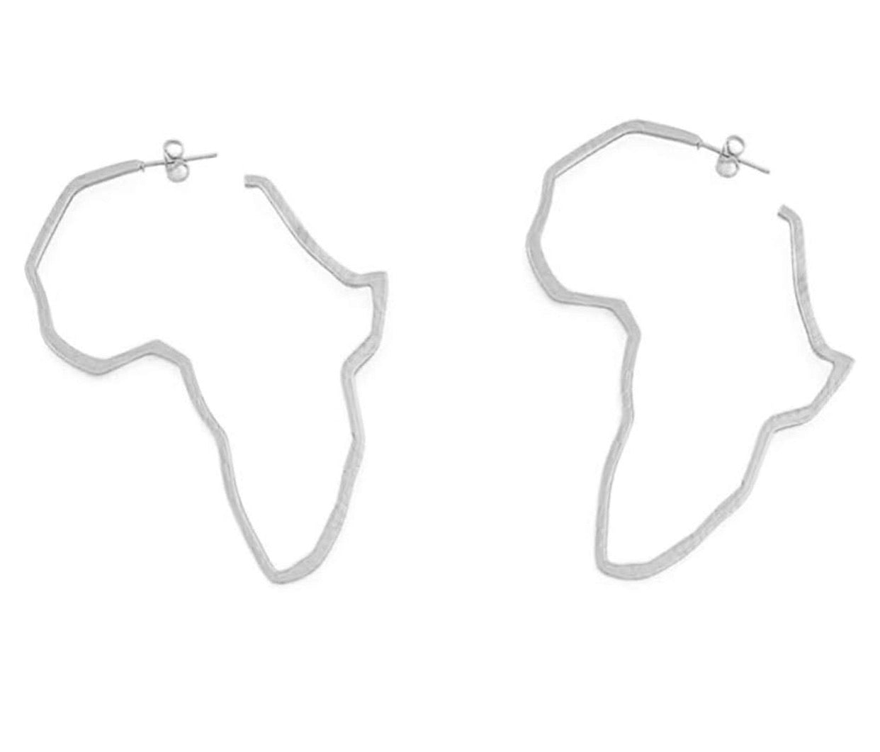 Africa Drop Earrings (Large)