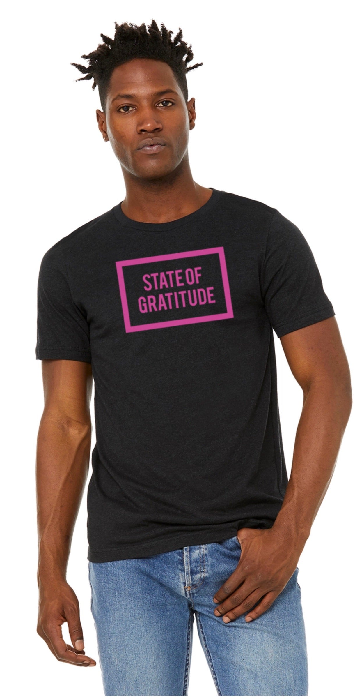 STATE OF GRATITUDE x Cancer Awareness Month
