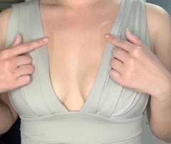 boobyful aid tips and tricks with boob tape shaping clear boob tape