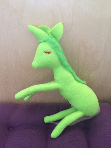 (1A) Fall Softlife Plush Toy Classes - Wednesday Afternoon