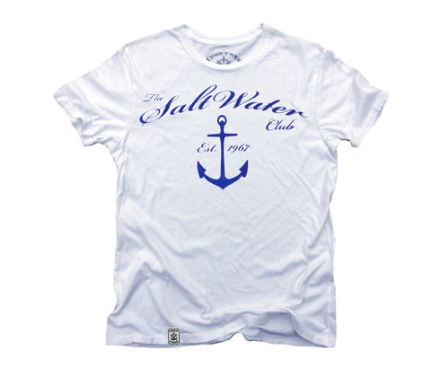 Salt Water Club: Organic Fine Jersey Short Sleeve T-Shirt