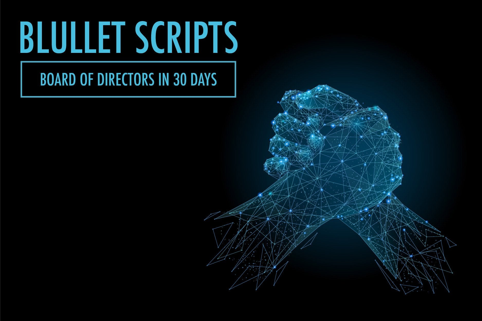 Scripts 1: Board Of Directors In 30 Days Scripts Only Script
