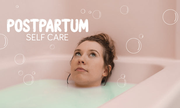 5 Tips for Postpartum Self Care