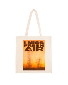 "Totebag ""I Miss Fresh"""