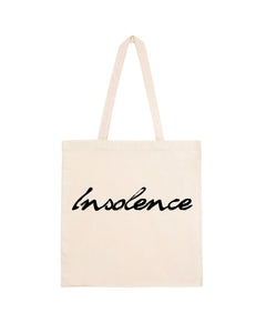 "Totebag ""Insolence"""