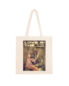 "Totebag ""Love In The Smog"""