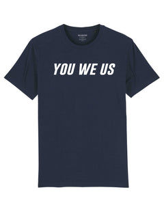 "T-shirt ""You We Us"""