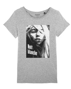 "T-shirt ""Nuit Blanche"""