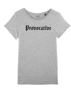 "T-shirt  ""Provocative"""