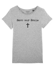 "Charger l'image dans la galerie, T-shirt ""Save Our Soul"""