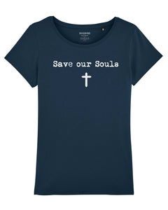 "T-shirt ""Save Our Soul"""