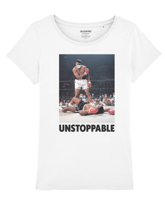 "T-shirt  ""Unstoppable"""
