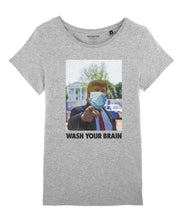 "Charger l'image dans la galerie, T-shirt ""Wash Your Brain"""