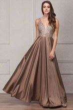 Load image into Gallery viewer, A-line Formal Evening Gowns AC772-Evening Dresses-smcfashion.com