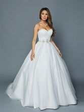 Load image into Gallery viewer, Samaria Wedding Ballgown