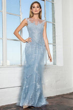 Load image into Gallery viewer, Long Beautiful Evening Gowns GSGL2258-Evening Dresses | Smcfashion.com-smcfashion.com