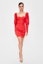 Load image into Gallery viewer, Valera Red Hot Party Dress