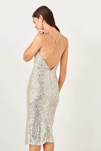 Mora Low Back Party Dress