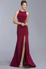 Load image into Gallery viewer, A-line Floor Length Gowns APL2020-Evening Dresses-smcfashion.com