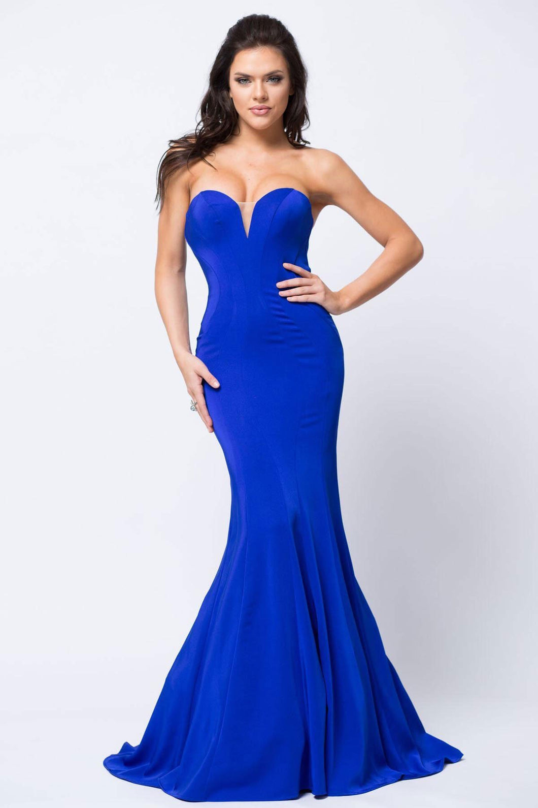 Sweetheart Beautiful Prom Gowns AC367-Prom Dresses-smcfashion.com