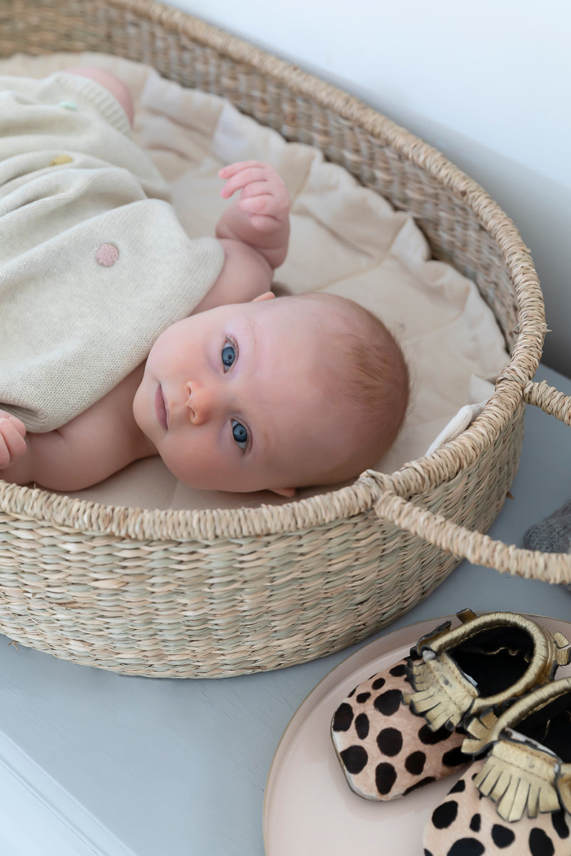 RAW Baby Changing Basket Set