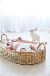 LUNA Baby Changing Basket Set