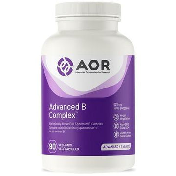 Advanced B Complex 602mg (90c/180c)