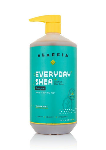 Shampoo Vanilla Mint Shea Butter 950ml