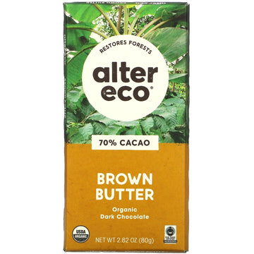Brown Butter Chocolate Bar 80g