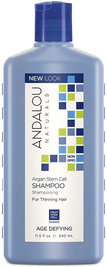 Argan Stem Cells Shampoo 340ml