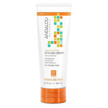 Argan & Sweet Orange Styling Cream 200ml