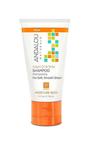 Argan & Shea Shampoo 50ml