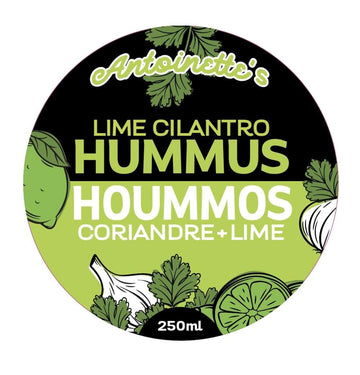 Cilantro Lime Hummus 250ml