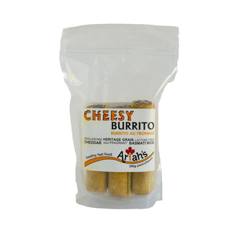 Cheesy Burrito 3-Pack 390g