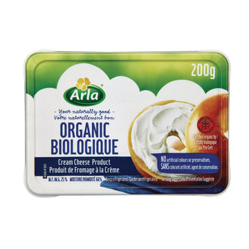 Organic Cream Cheese 200g