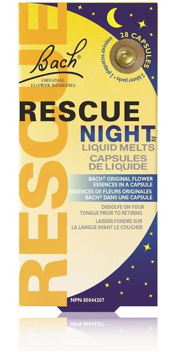 Rescue Remedy Night Liquid Melts 28c
