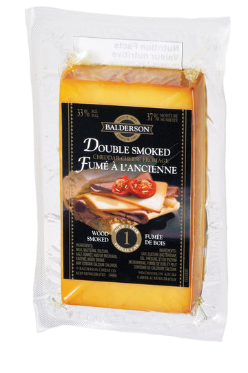 Double Smoked Cheddar ~200g