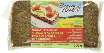 Organic Sunflower Seed Bread 500g