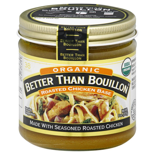 Better Than Bouillon Chicken Bouillon Organic 227g 227g