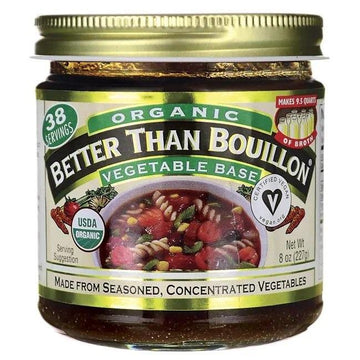 Vegetable Bouillon Organic 227g