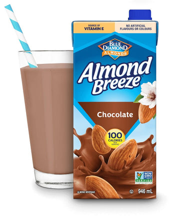 Chocolate Sweet Almond Beverage 946ml